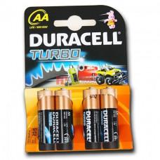 Батарейка Duracell AA TURBO